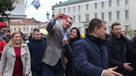 Лідер «УДАРу» Віталій Кличко: «Ключове завдання для кожного українця – сильна держава»