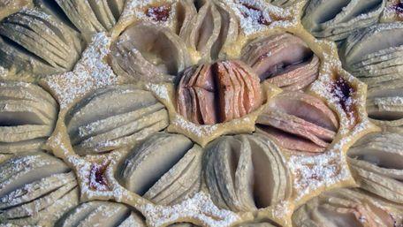 Ельзаський пиріг на листковому тісті. Рецепт дня