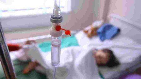 У 5-річної дівчинки зі Стрийщини коронавірус уразив 80% легень