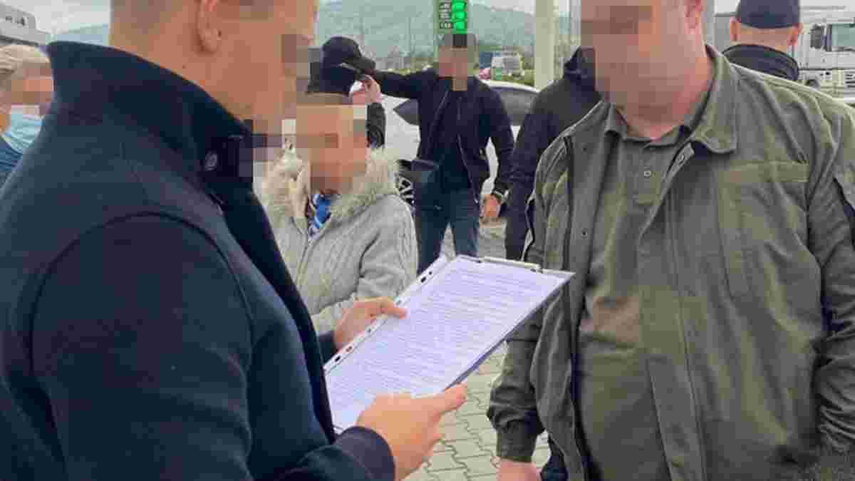 У Мукачеві директора лісгоспу затримали на хабарі у 7 тис. грн - ZAXID.NET