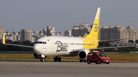 Український лоукостер Bees Airline анонсував перший регулярний внутрішній рейс
