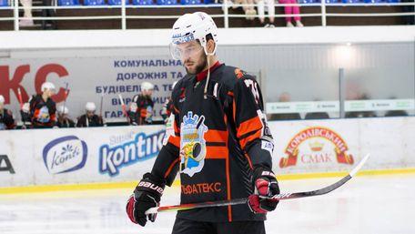 Український хокеїст потрапив в скандал через расистський жест