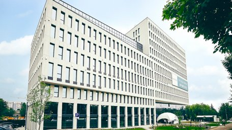Dragon Capital купила новий бізнес-центр «Viking»  у Львові
