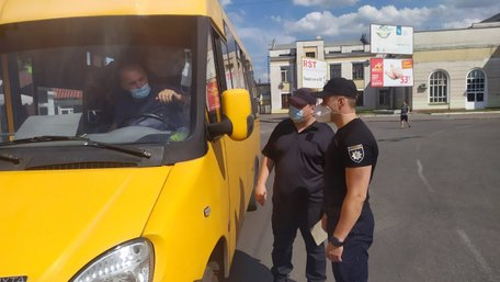 В Україні почали діяти нові правила перевезення пасажирів під час карантину