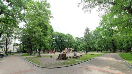 У львівському парку Франка облаштують дитмайданчик за мотивами казки «Лис Микита»