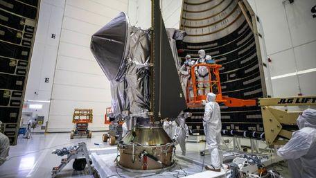 NASA відправило унікальну місію до астероїдів Юпітера