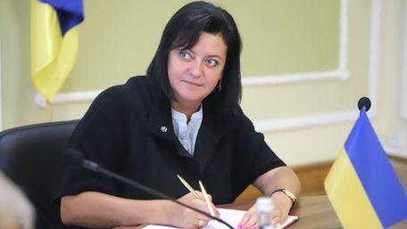 Голова Львівської облради Ірина Гримак подала на розлучення