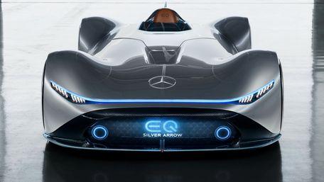 Електричні зірки: лінійка Mercedes EQS в Україні від сьогодні до 2025 року