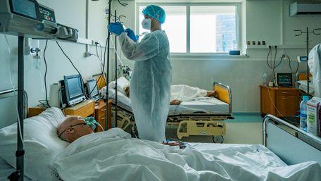 В Україні ковід підтвердили ще у 22 415 людей, 546 – померли. Це нові рекорди