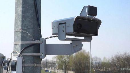 У Львові увімкнули ще дві камери фіксації порушень ПДР
