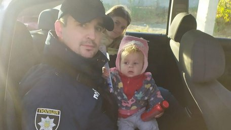 Викрадену 9-місячну дитину зі Львова  знайшли на Хмельниччині