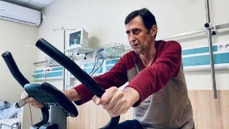 Львів'янин з пересадженими легенями готується до виписки з лікарні