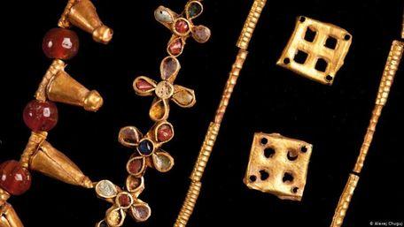 Нідерланди повернуть Україні унікальну колекцію скіфського золота