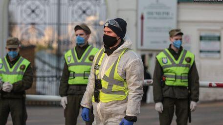 В «червону» зону карантину перейшли ще 7 областей України