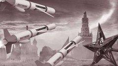 «Розумними» ракетами по Кремлю