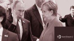 Меркель, Путін і Україна