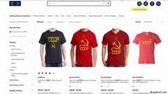 Американська мережа Walmart припинила продаж футболок з символікою СРСР