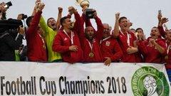 Українських гравців із сепаратистської футбольної команди Karpatalja довічно дискваліфікували