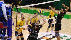 Львівські «Кажани» у домашньому матчі впевнено перемогли «МХП -Вінниця»