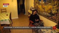 У Львові ветеран війни разом зі своєю дружиною відкрили кафе «Дзямдзя»