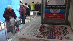 Низка західних ЗМІ повідомили про «перемогу сепаратистів з великим відривом» на виборах в ОРДЛО