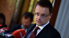 Угорщина продовжить блокувати зближення України з НАТО, – Сіярто