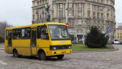 Приватним перевізникам у Львові тимчасово дозволили зменшити кількість автобусів на маршрутах