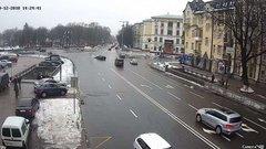 Депутатка від Народного фронту потрапила у ДТП в центрі Києва, постраждала дитина