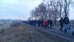 Працівники шахти «Лісова» підтримали шахтарів, які оголосили «підземний» страйк