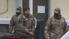 Українські моряки відмовилися свідчити в суді Москви