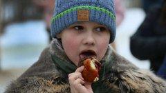 У Шевченківському гаю у Львові відбулось ювілейне Свято пампуха