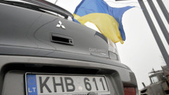 Пільговий період для розмитнення «євроблях» мине 22 лютого і не буде продовжений