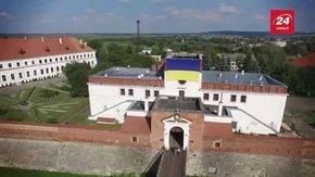Куди поїхати зі Львова на вихідні: замок у Дубні