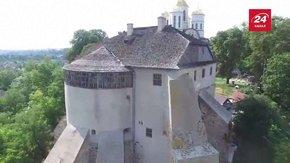 Куди поїхати зі Львова на вихідні: Острозький замок