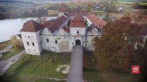 Куди поїхати зі Львова на вихідні: П'ятничанська вежа і Свірзький замок