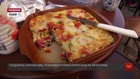 На «Сніданку довіри» львів'яни обмінялися сімейними рецептами