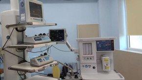 У львівській міській дитячій лікарні показали сучасну операційну