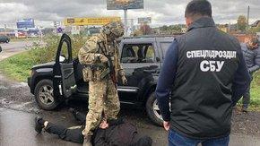 СБУ затримала у Львові групу торговців зброєю