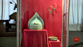 У Львові показали унікальні речі воїна-кімерійця VIII ст. до н. е.