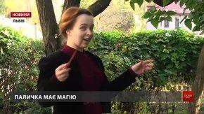 Львів'янка робить чарівні палички у стилі Гаррі Поттера