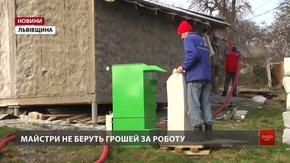 Небайдужі зібрали понад 40 тис. грн на ремонт будинку самотньої мами двох дітей
