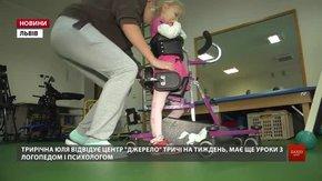 Реабілітаційний центр «Джерело» запустить новий проект із щотижневими виїздами до пацієнтів