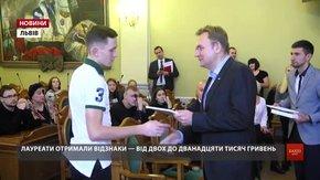 113 львівських спортсменів і тренерів отримали премії від міської ради