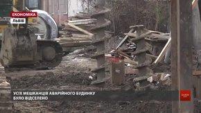 На Замарстинівській відновили роботи з прокладання колектора біля аварійного будинку