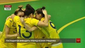 У фіналі міжнародного футзального турніру «Lviv Freedom Cup» зустрілися Україна та Італія