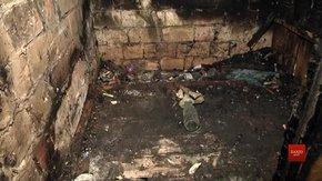 Свідки розповіли про пожежу в підвалі львівської багатоповерхівки, де загинула безпритульна