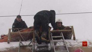 У Львові госпіталізували двох людей після удару струмом на станції «Підзамче»