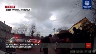Очевидці розповіли подробиці стрілянини і  викрадення людини у Львові