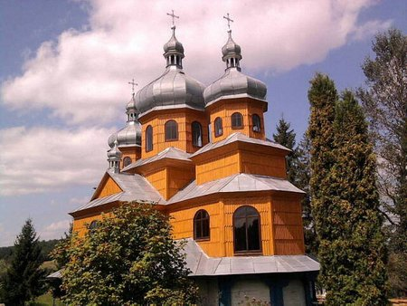 На Тернопіллі відсвяткували 100-річчя храму св. Параскеви П'ятниці