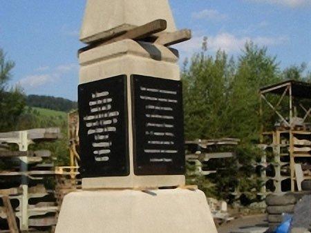 На Львівщині відкриють обеліск солдатам австро-угорської армії